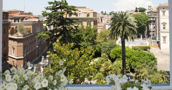Terrazza Marco Antonio Luxury Suite | Rome | 我们的位置