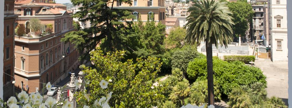 Terrazza Marco Antonio Luxury Suite | Rome | Расположение