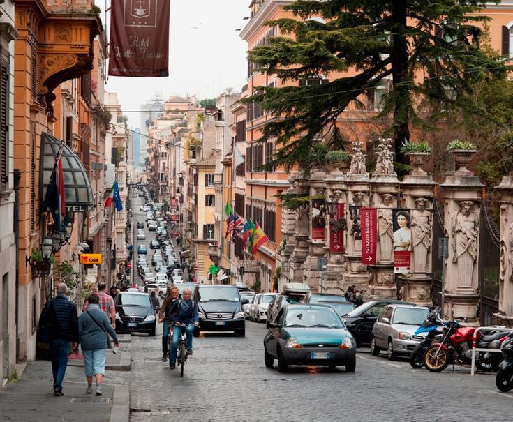 Surroundings Terrazza Marco Antonio Luxury Suite Rome
